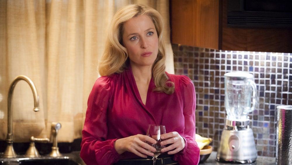 Gillian Anderson en 'Hannibal'