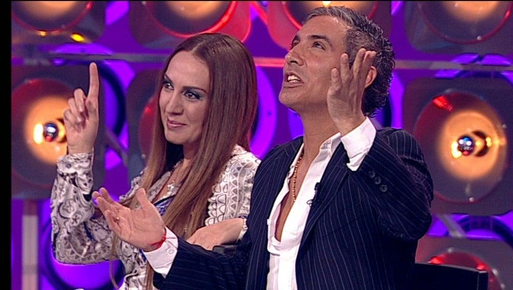Mónica y Pitingo