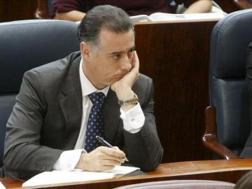 El exconsejero de Deportes, Alberto López Viejo