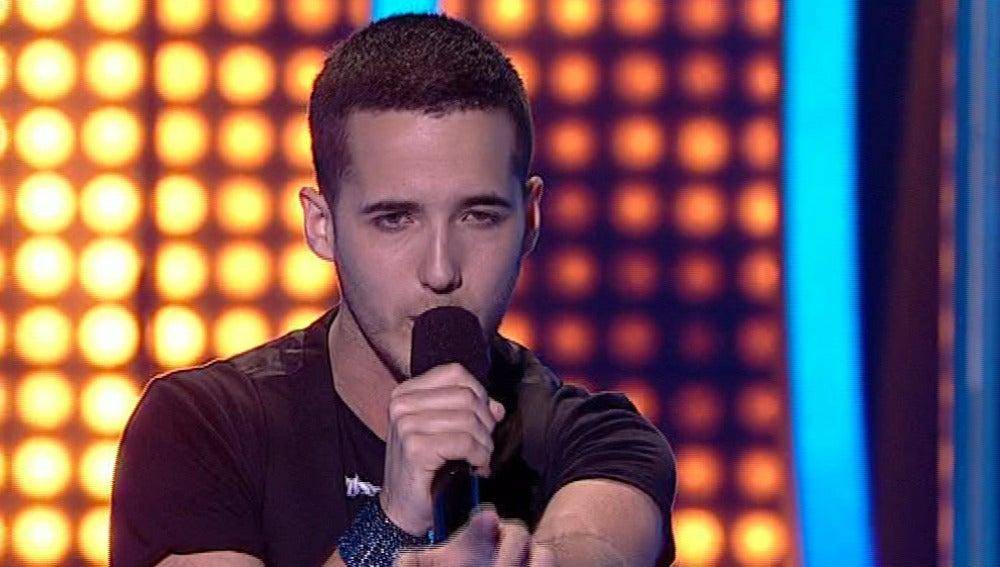 Actuación de Josh - El Número Uno