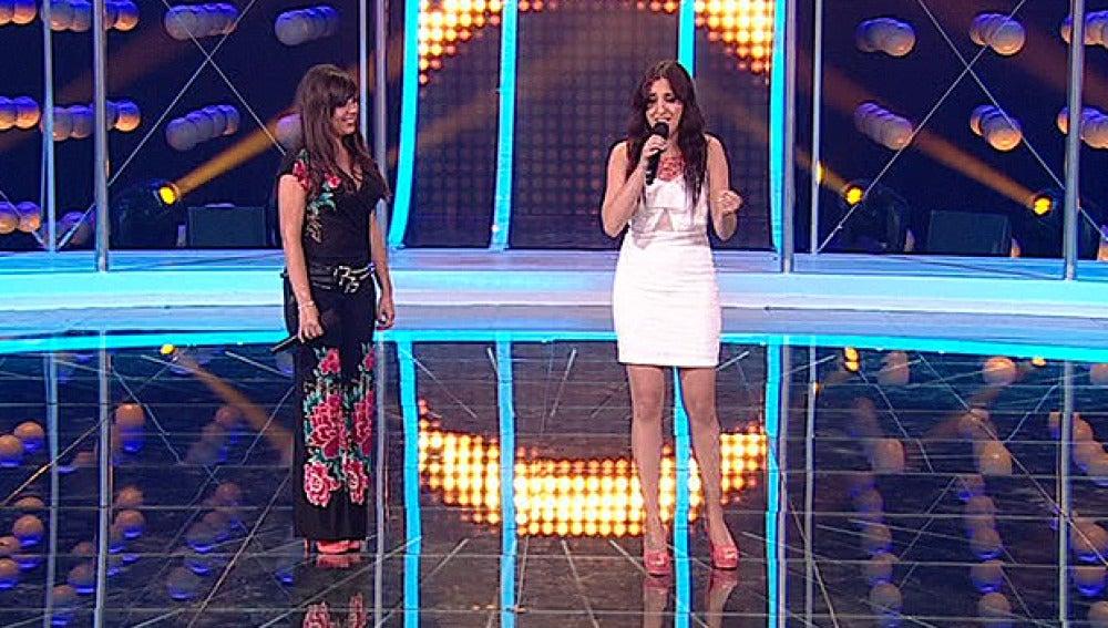 Ángeles e Irene