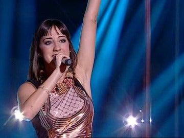 Actuación de Emma Tejeda - El Número Uno