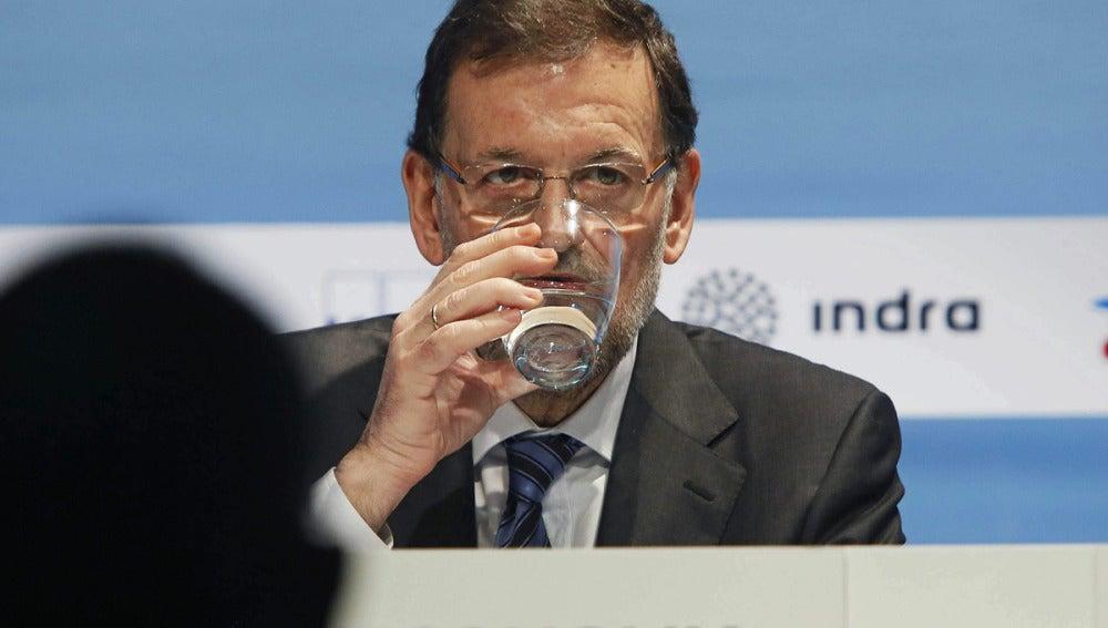 Rajoy en el Círculo de Economía