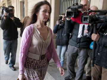 La juez que investiga los ERE irregulares en Andalucía, Mercedes Alaya