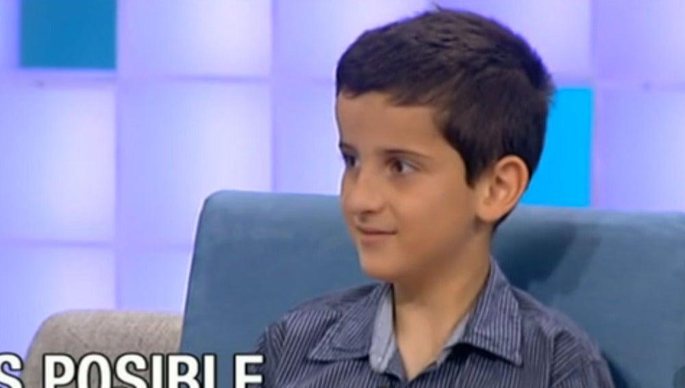 El pequeño Daniel