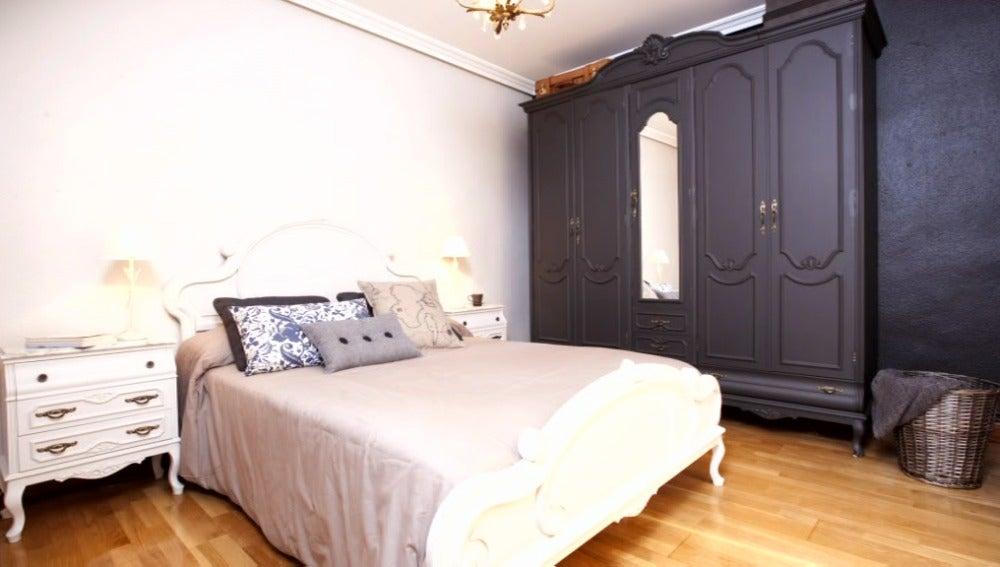 Antena 3 tv renovamos un antiguo dormitorio sin cambiar ni un solo mueble - Habitacion sin muebles ...