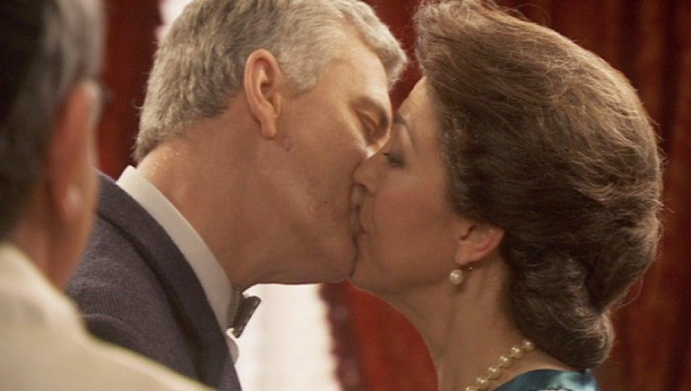 Francisca y León se casan