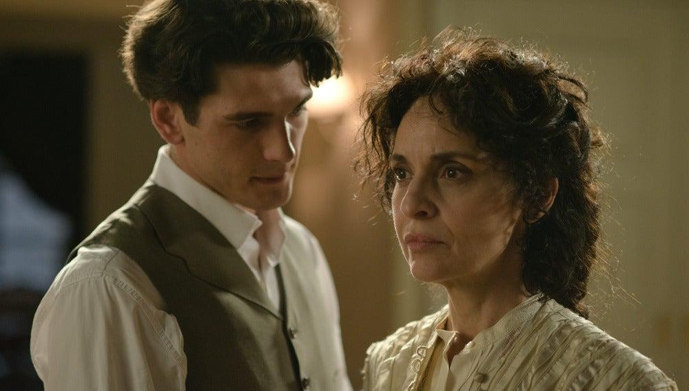 Julio y Doña Teresa