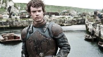 Theon Greyjoy, guardián de la Casa Stark