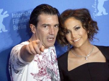 Jennifer López y Antonio Banderas juntos en la gran pantalla