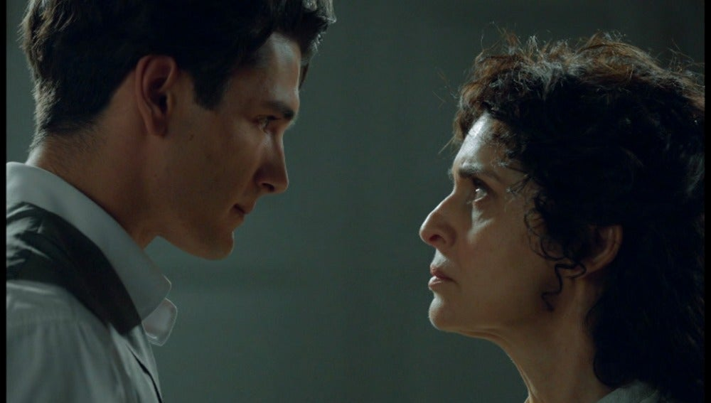 Julio y Teresa