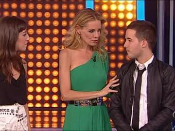 Duelo entre Josh y Emma