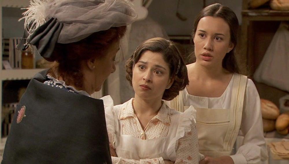 Francisca boicotea la confiteria