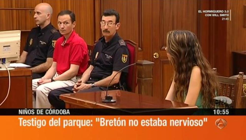 Declaración de los testigos que vieron a José Bretón en el parque: Bretón no estaba nervioso