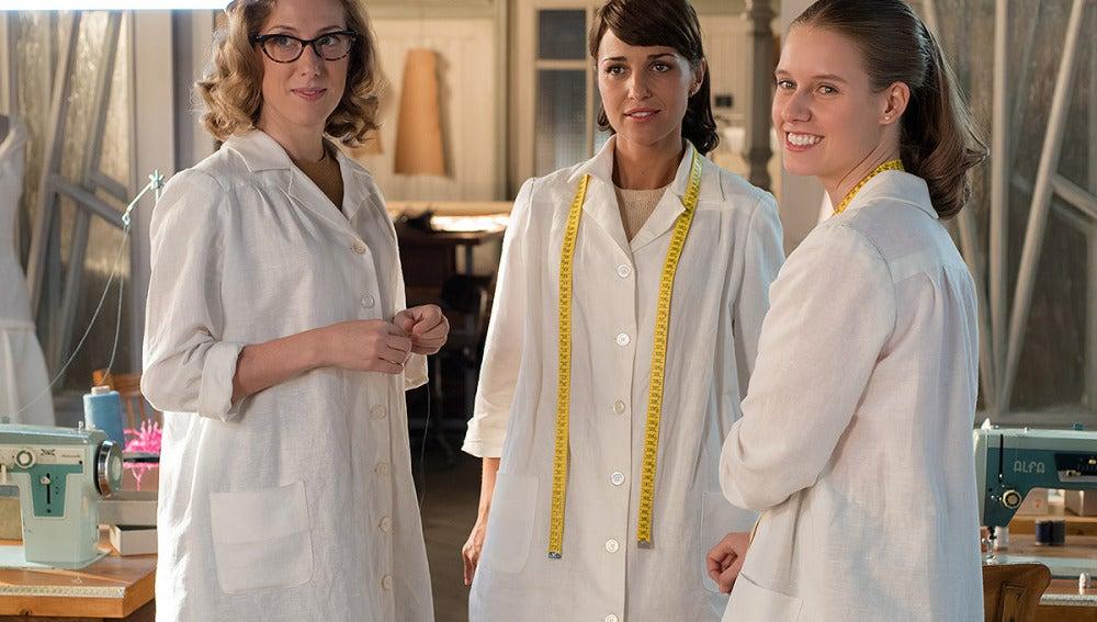 Rita, Ana y Luisa en la ficción