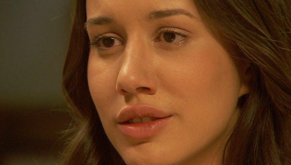 "Carmen se sincera con Candela: ""La hija de Tristán y Pepa soy yo"""