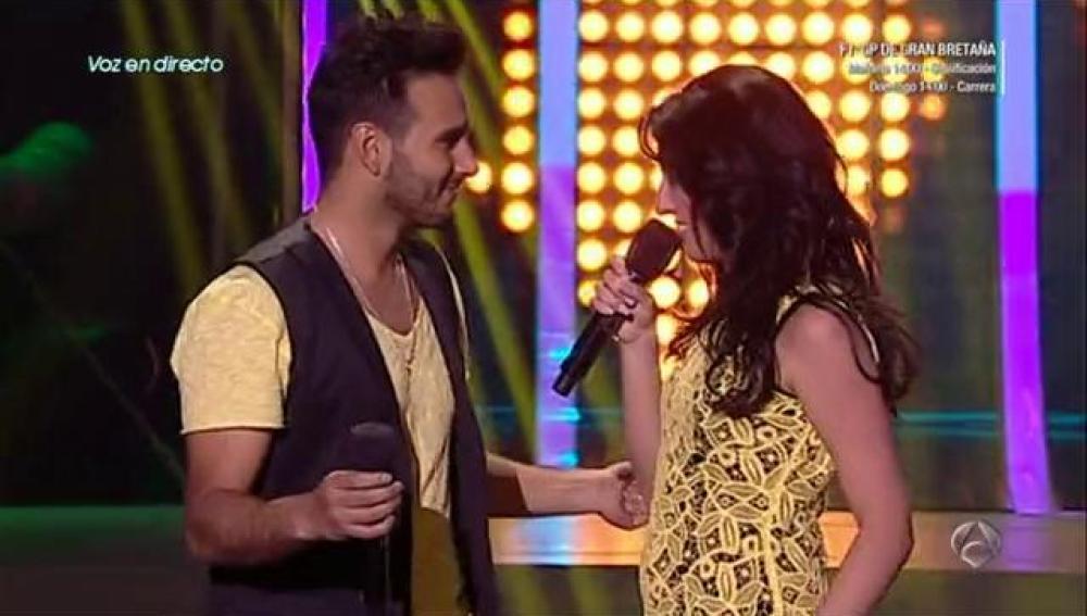 Gala 5 I Maribel Castillo y Sebastián Gutiérrez - Que yo no quiero problemas