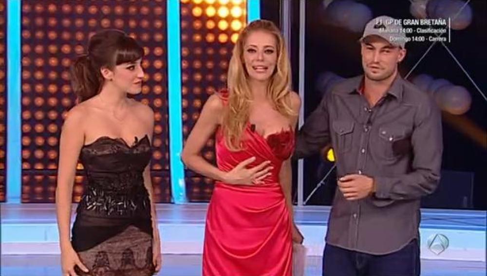 Gala 5 | emma y Rafa son los eliminados de 'El Número uno'