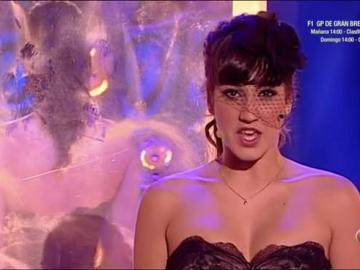 Gala 5 I Emma Tejeda - Back to black