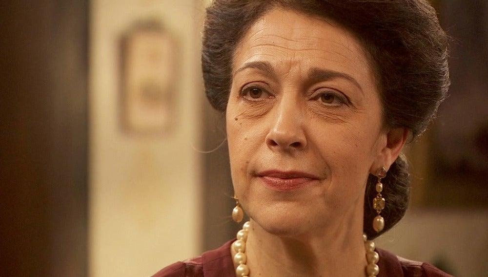 Francisca desenmascara a Jacinta