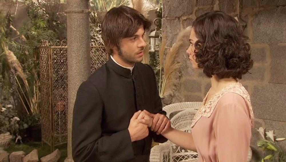Gonzalo a María: Yo estaré siempre cerca de ti