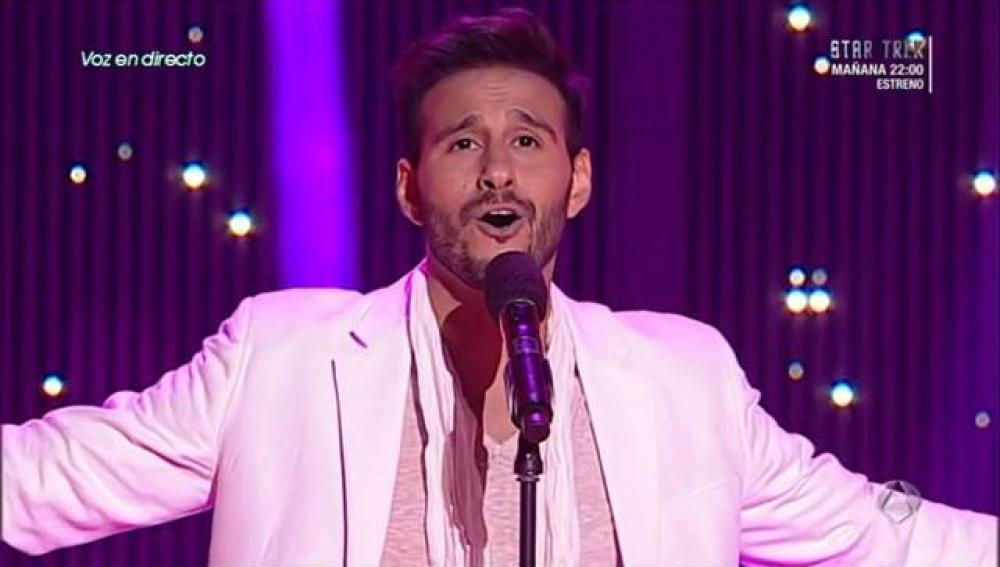 Gala 6 I Sebastián Ramírez - Con los años que me quedan