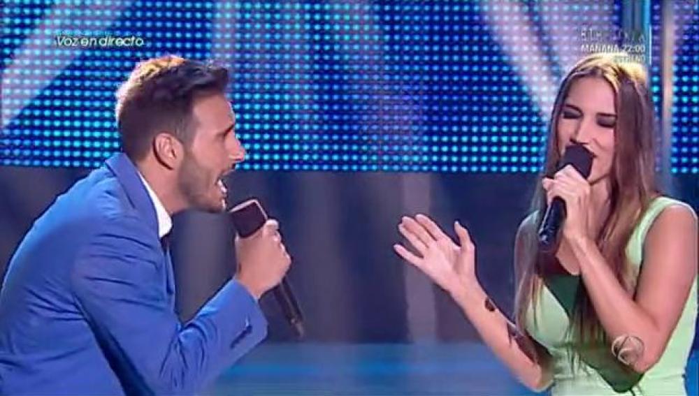 Gala 6 I Sebastián Ramírez e India Martínez - No me doy por vencido