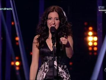 Gala 6 I Maribel Castillo - Blanco y negro