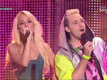 Gala 6 I Edurne y Gio - Pretty boy