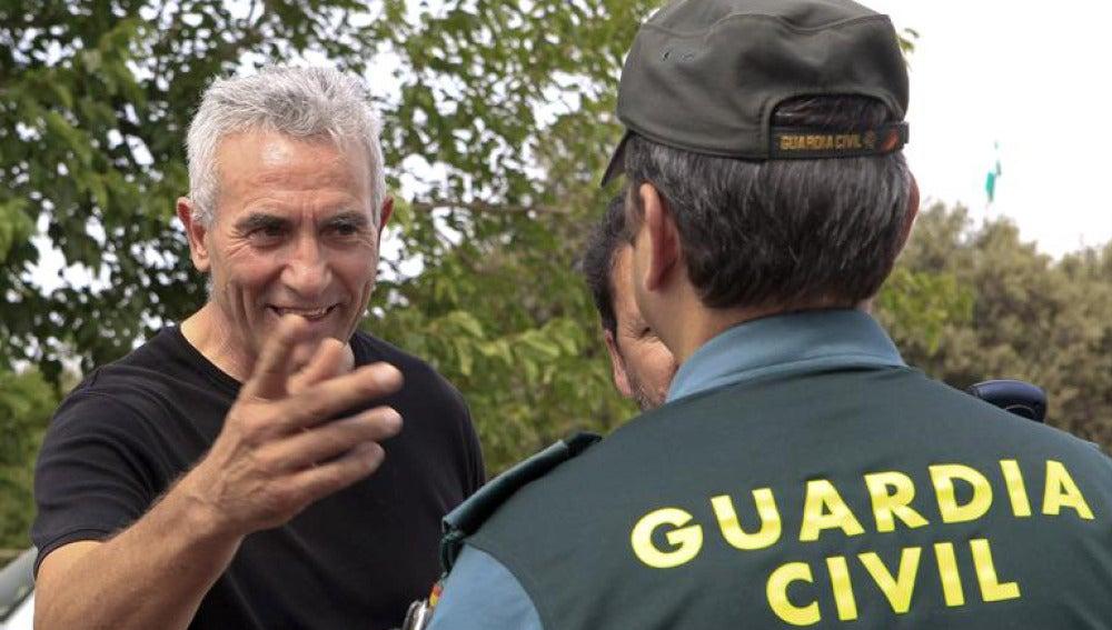 El secretario del Sindicato Andaluz de Trabajadores, Diego Cañamero