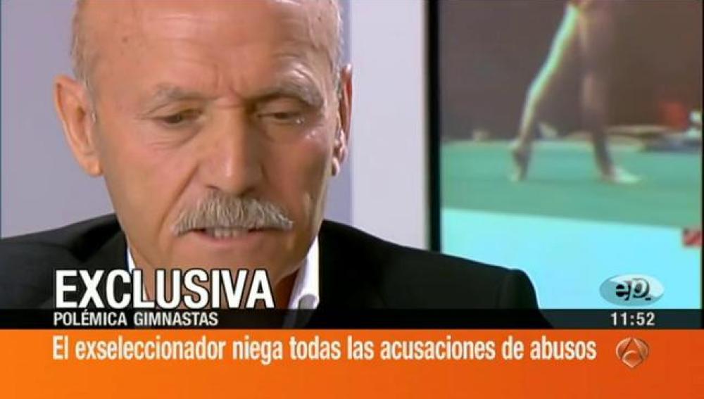 Jesús Carballo se defiende en Espejo Público