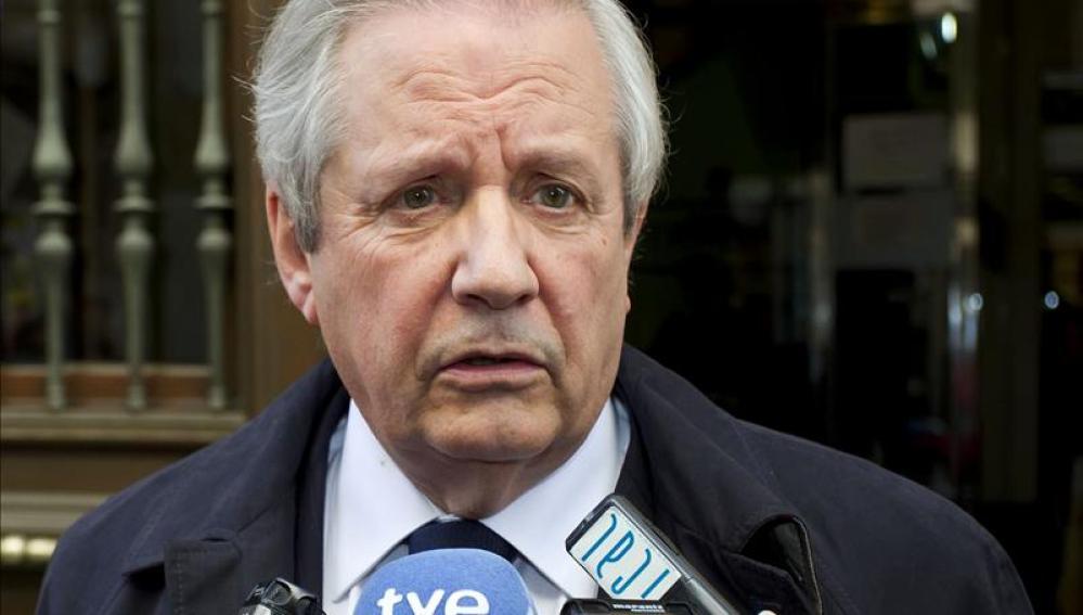 El exjuez y abogado Javier Gómez de Liaño
