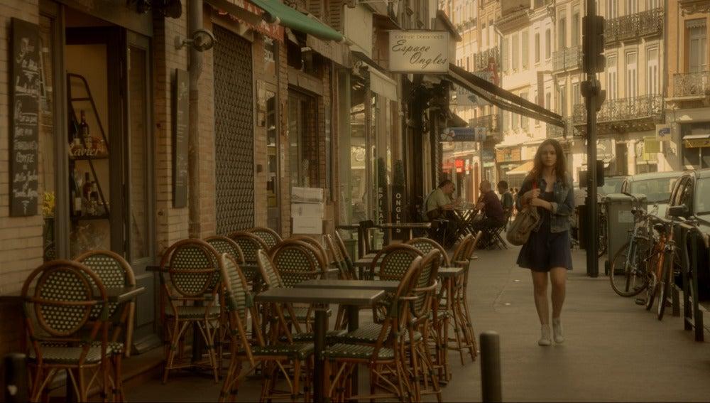 Cristina en Toulouse