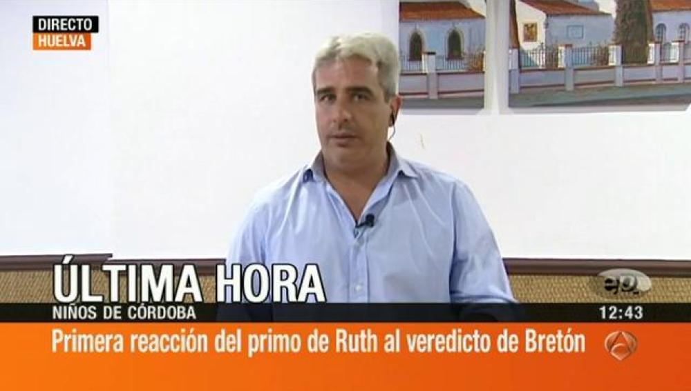 Juan David, primo de Ruth Ortiz espera el veredicto del jurado