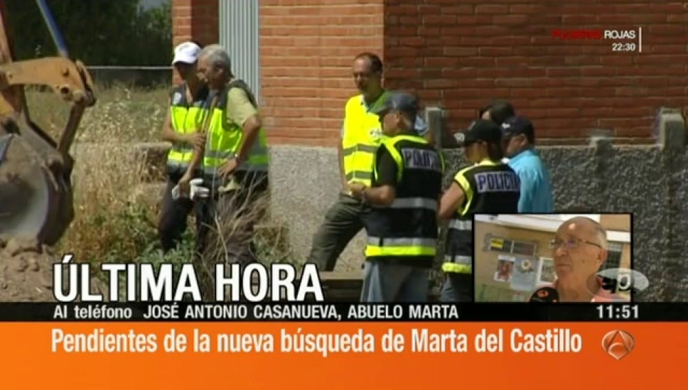 ANTENA 3 TV | La familia de Marta del Castillo, esperanzada con la ...