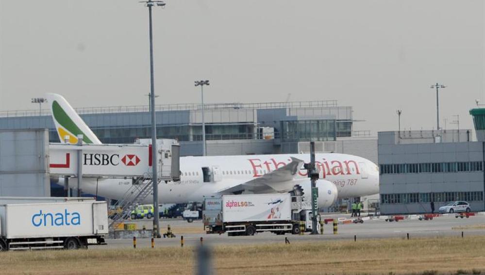 Aeropuerto de Heathrow, el de mayor tráfico aéreo de toda Europa