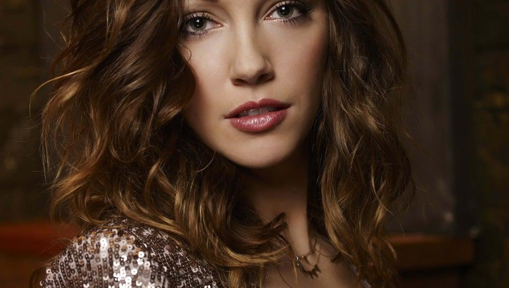 Katie Cassidy es Dinah Laurel Lance