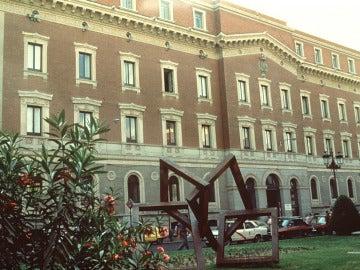 Sede del Tribunal de Cuentas.