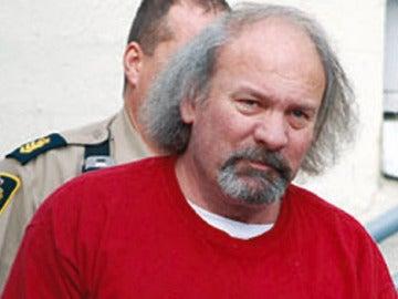 El acusado, Keith Wiens