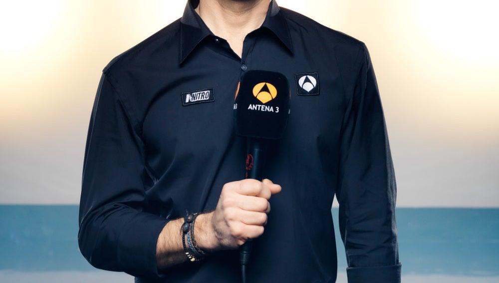 Antonio Lobato, un año más la 'voz de la Fórmula 1' en Antena 3