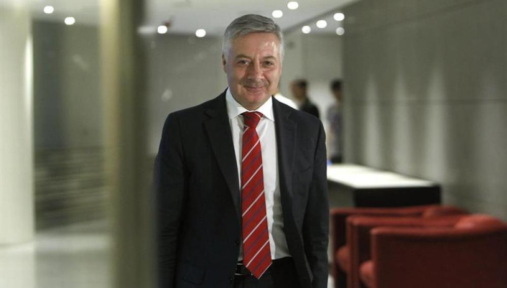 José Blanco en el Congreso