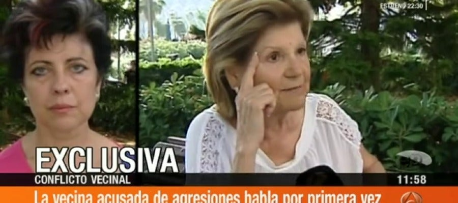 Antena 3 tv vicenta se encara con la c mara de espejo for Ver espejo publico hoy