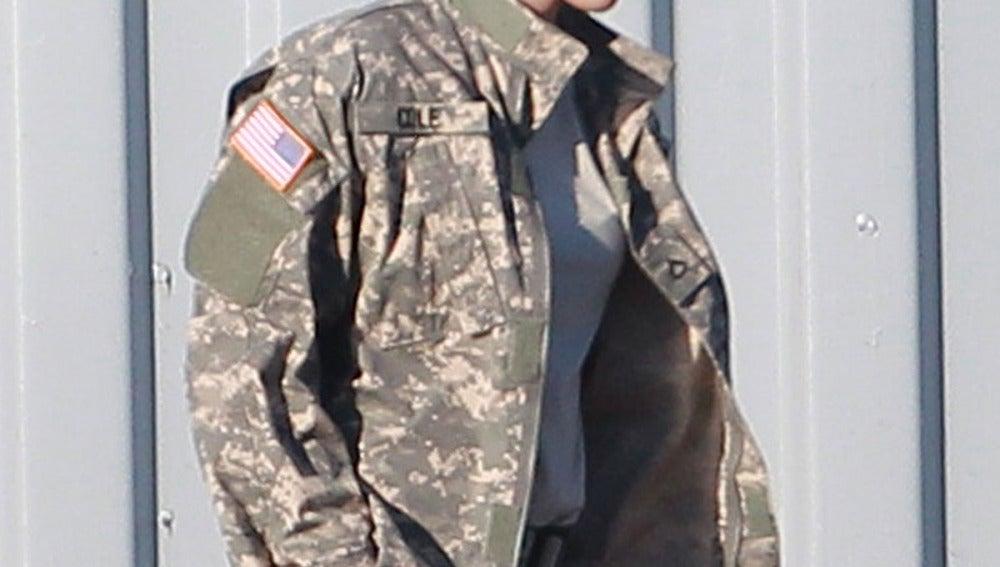 Kristen Stewart está rodando ' Camp X-Ray'