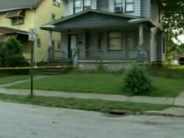 Casa sospechosa en Ohio