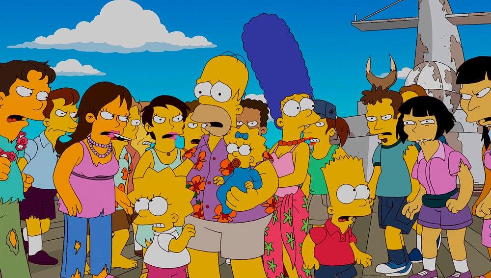 Los Simpson Capítulo 505