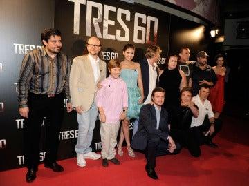 TRES 60 tuvo su puesta de largo este jueves en los cines Capitol