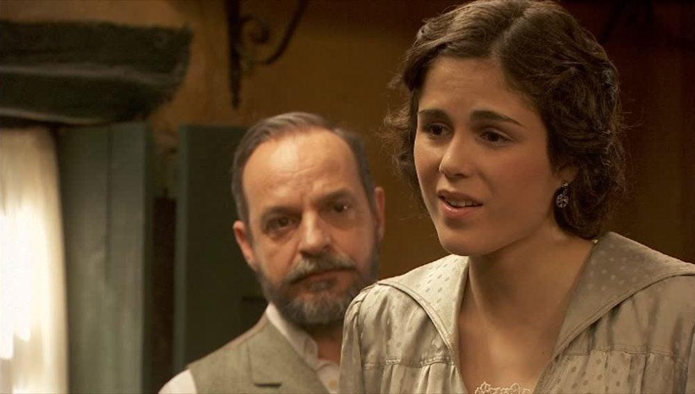 Nieves, la madre de Alfonsito, está arrepentida y lucha por recuperar a su hijo