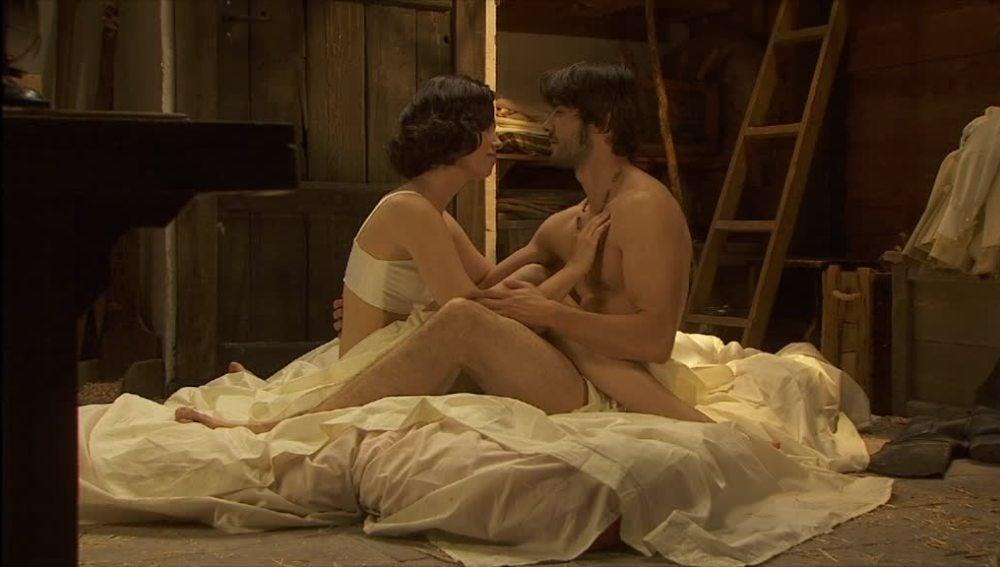 María y Gonzalo se juran amor eterno