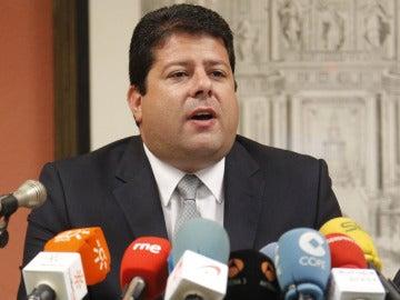 Fabián Picardo, ministro Principal de Gibraltar