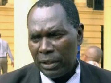 El abogado keniata Dola Indidis